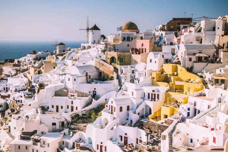Acces : Getting to Santorini